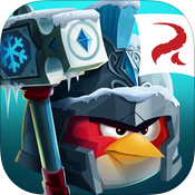 愤怒的小鸟英雄传 Angry Birds Epic RPG for iOS