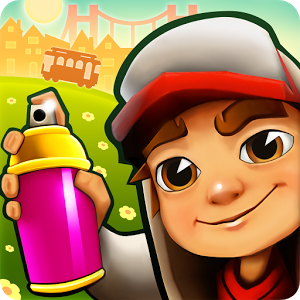 Subway Surfers 地铁跑酷