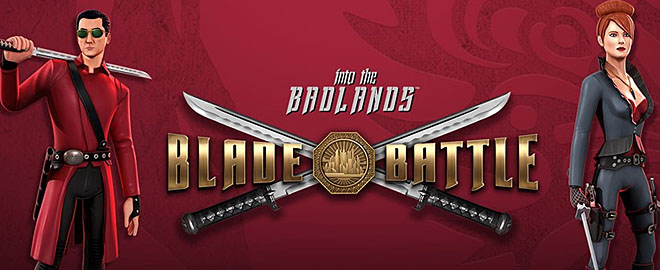 Into the Badlands Blade Ba