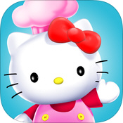 Hello Kitty Food Town 凯蒂猫美食城 for iOS 1.9