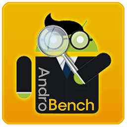 Androbench (Storage Benchmark) for Android